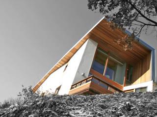 Casas de estilo  por PBEB architetti
