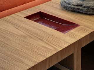 es-arch Living roomSide tables & trays
