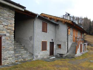 Casas de estilo  por es-arch