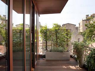Terrace by Calzoni architetti