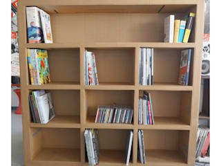 Bookcase par mister K Moderne