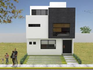 Casa MG Fuentes San Jose Casas modernas de Arquitectura Libre Moderno