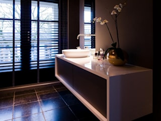 Country style bathroom by Marike Country