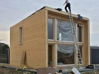 THULE Blockhaus GmbH - Ihr Fertigbausatz für ein Holzhaus Cabañas