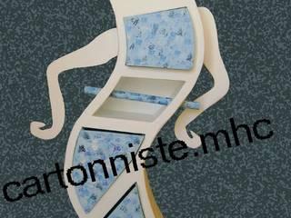 Meuble Rangement par Cartonniste MHC Éclectique