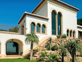 Maisons méditerranéennes par Artosca Méditerranéen