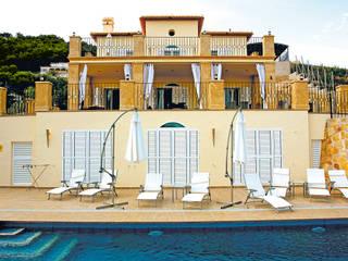 Balcones y terrazas mediterráneos de Artosca Mediterráneo