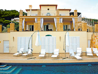 Akdeniz Balkon, Veranda & Teras Artosca Akdeniz