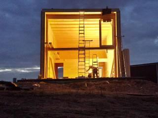 THULE Blockhaus GmbH - Ihr Fertigbausatz für ein Holzhaus Kabin