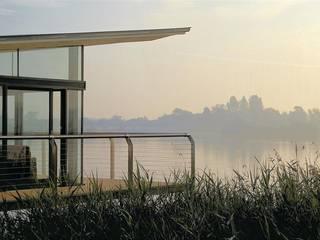 AR Design Studio- The Boat House AR Design Studio Case moderne