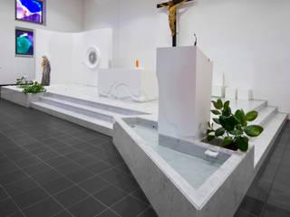 Santa Caterina Restyling by Comoglio Architetti Minimalist
