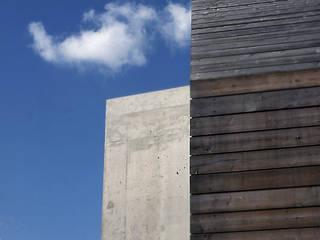 Wohnhaus in Wiesentheid Moderne Häuser von stengele+cie. Modern
