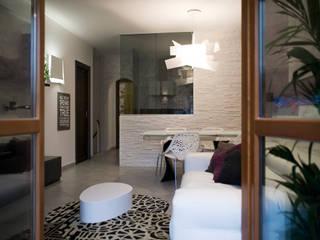 Ausgefallene Wohnzimmer von Pamela Tranquilli Interior Designer Ausgefallen