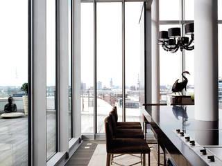 Cocinas de estilo moderno de Davide Rizzo Moderno