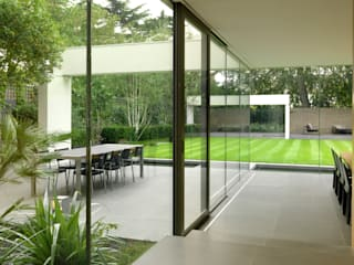 Wimbledon Gregory Phillips Architects Modern Garden