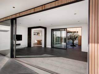 AR Design Studio- 4 Views AR Design Studio Balcon, Veranda & Terrasse modernes