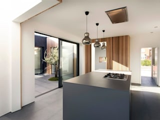 AR Design Studio- 4 Views: modern Kitchen by AR Design Studio