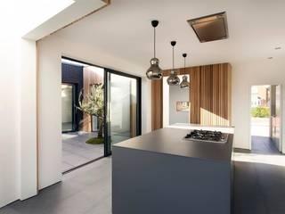Cocinas de estilo moderno de AR Design Studio