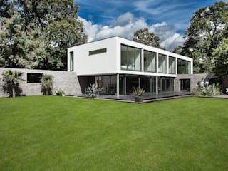 AR Design Studio- Abbots Way Modern houses by AR Design Studio Modern
