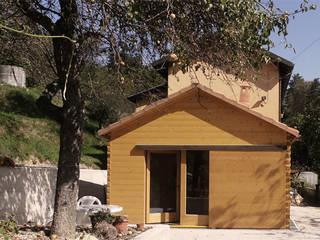 Casas de estilo  por 81millimetri