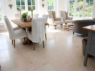 LIMESTONE FLOOR TILES DT Stone Ltd 牆壁與地板牆壁與地板罩