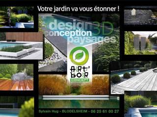 Modern Garden by Art Bor Concept Modern
