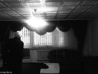 Modern Living Room by Alexander John Huston Modern