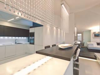 Casa Victoire Cucina moderna di Enrico Muscioni Architect Moderno