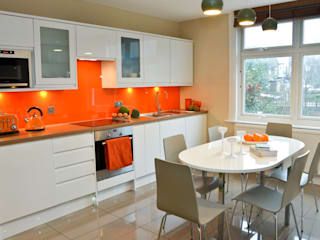 A Bright and Breezy Kitchen Cathy Phillips & Co Cuisine moderne