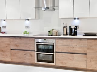 A Cool Modern Family Kitchen / Diner Cathy Phillips & Co Cuisine moderne