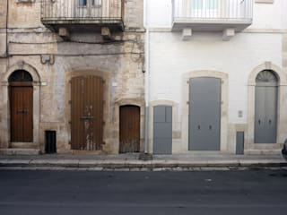 Casas de estilo  de (dp)ªSTUDIO, Mediterráneo