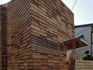 ヤネウラウラ: eu建築設計が手掛けた家です。,オリジナル