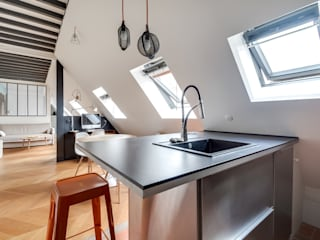 Modern Kitchen by Meero Modern