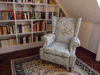 zona lettura:  in stile  di Studio 3.14
