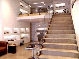 Projekty,  Przestrzenie biurowe i magazynowe zaprojektowane przez ARTEDIL ARREDAMENTI