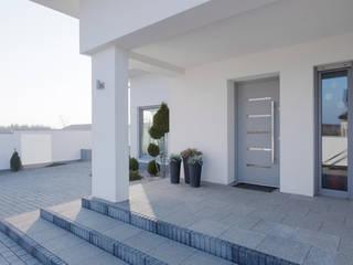 Schüco Aluminium Haustüren:  Fenster von Lichtwunder GmbH