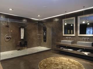 BARASONA Diseño y Comunicacion Industrial style bathroom