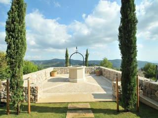 HS Mediterranean style garden by Fincas Cassiopea Group / FCG Architects Mediterranean