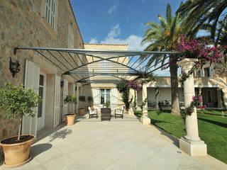 HS Casas de estilo mediterráneo de Fincas Cassiopea Group / FCG Architects Mediterráneo