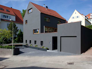 Maisons de style  par Holzerarchitekten, Moderne