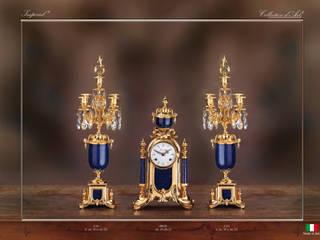 """Orologi e candelabri Pietre Preziose """" IMPERIAL"""" di FARBEL s.r.l. Fonderie d'Arte Classico"""