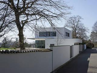 Wohnhaus Kraft Moderne Häuser von dauner rommel schalk architekten Modern