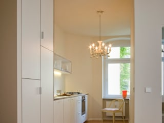 Kitchen by Nickel Architekten, Modern
