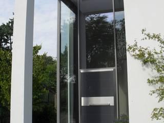 Casas de estilo  por Architekturbüro Sauer-Scholta