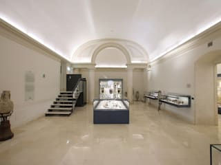 FèRiMa architetti russo Klassieke musea