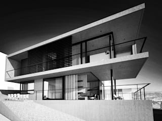 modern  by fabio ferrini architetto, Modern