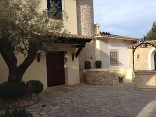FA: Casas de estilo mediterráneo de Fincas Cassiopea Group