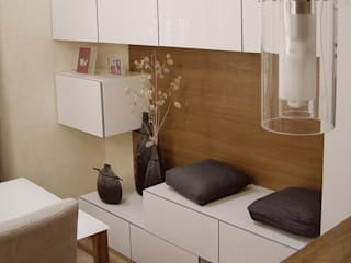 EtnoCHIC :: la casa di Stefano e Patrizia di Spazio 14 10 di Stella Passerini Moderno