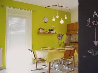 Spazio 14 10 di Stella Passerini Ruang Keluarga Modern