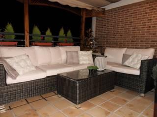 Una vivienda sosegada Ismael Blázquez | MTDI ARQUITECTURA E INTERIORISMO JardínAccesorios y decoración